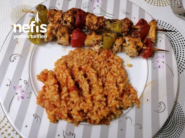 Tavuk Şiş Kebabı