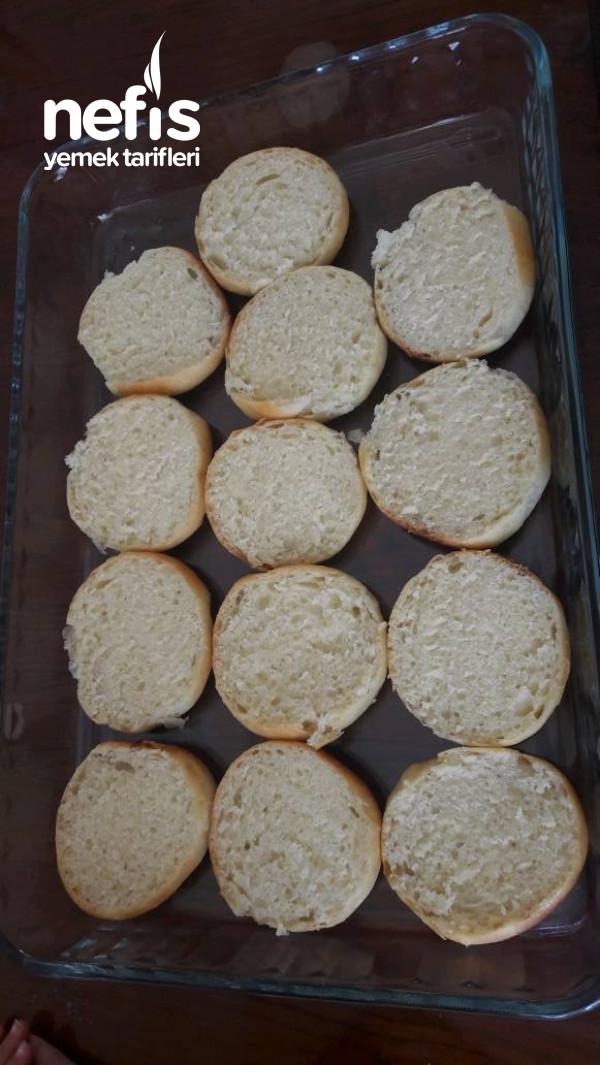 Alman Pastası (Tam Ölçü)