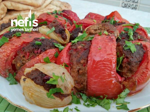 Frenk Tava (Urfa Domates Kebabı)