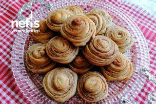 Haşhaşlı Çörek(Tel Tel Harika) Tarifi