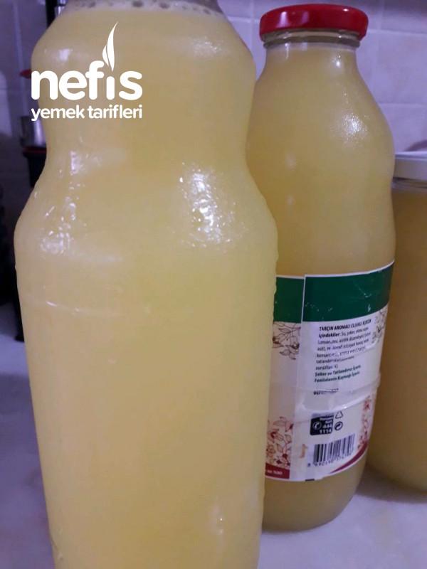 Limonata (Ev Yapımı)
