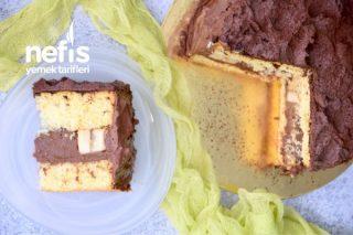 Muzlu Çikolatalı Pasta (Videolu) Tarifi