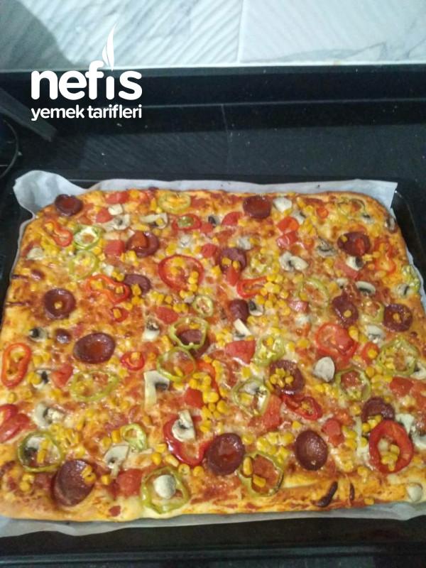 Pizza (2 Tepsilik)
