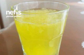 Safranlı Limonata Tarifi