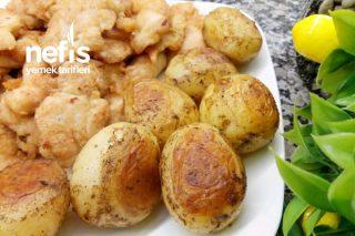 Sahura Kahvaltıya Şipşak Patates Tava Tarifi
