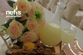 Sodalı Karbonatlı Limonata Tarifi