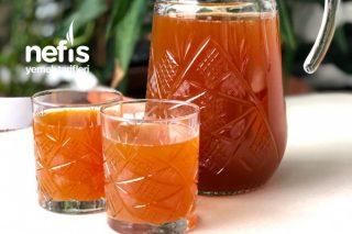 Soğuk Çay (Şeftalili) Tarifi