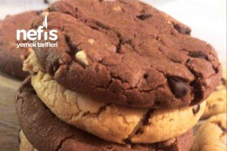 Starbucks Cookie (Gerçek Amerikan Cookie) Tarifi