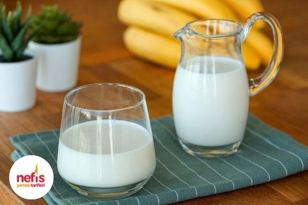 Uht Süt Nedir? Sağlıklı Mı Zararlı Mı? Tarifi
