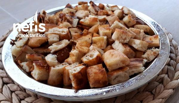 Bayat Ekmek Kebabı (Hazır Döner İle)