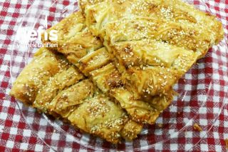 Çıtır Soslu Patatesli Kol Böreği (Hazır Yufkadan) Tarifi