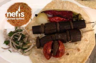 En Pratik Patlıcan Kebabı Tarifi
