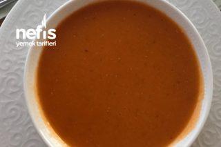 Enfes Kırmızı Mercimek Çorbası Tarifi