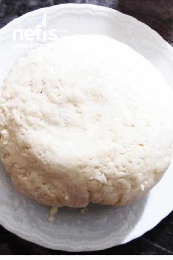 Ev Yapımı Taze Peynir (Kesilen Sütten)