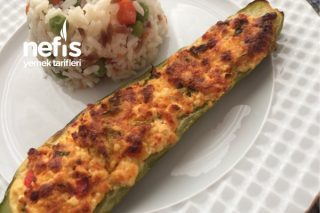 Kabak Sandal (Lor Peynirli) Tarifi