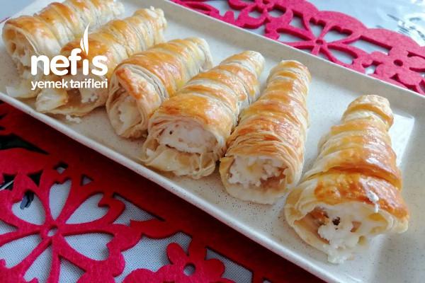 Külah Milföy Böreği Tarifi
