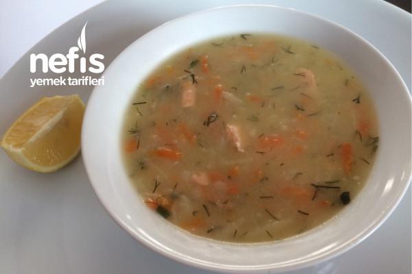 Lezzet Vitamin Dolu (Sebzeli Balık Çorbası) Tarifi