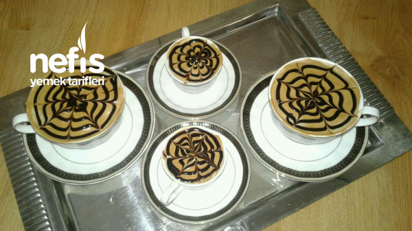 Sekli Şahane Sütlü Kahveler
