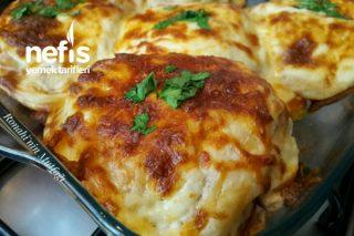 Tavuklu Sultan Kebabı (Mutlaka Denemelisiniz) Tarifi