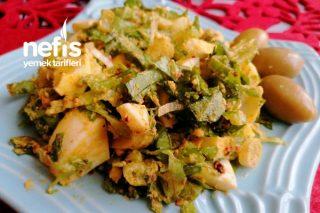 Yumurta Salatası (Yaz İçin İdeal) Tarifi