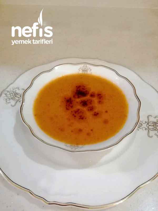 Bol Vitaminli Cennet Çorbası