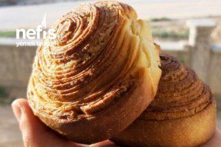 Harika Tahinli Çörek Tarifi