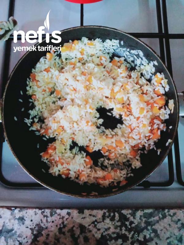Havuclu Pirinç Pilavı