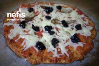 Kalorisi Az Pizza Tarifi