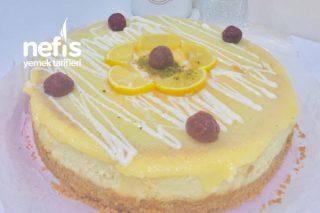 Limonatalı Cheesecake Tarifi