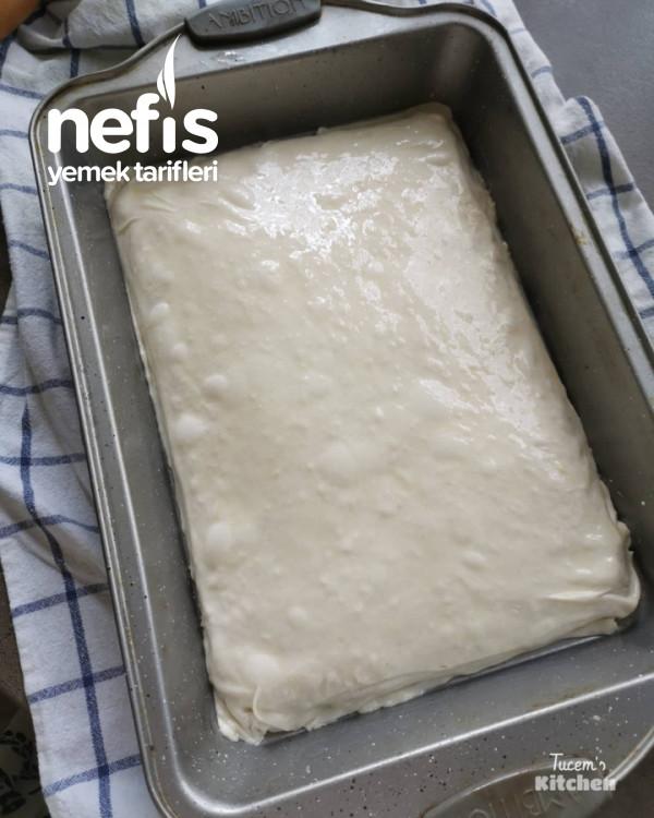 Peynirli Düz Boşnak Böreği