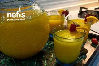 Yazın Vazgeçilmez İçeceği El Yapımı Limonatam Tarifi
