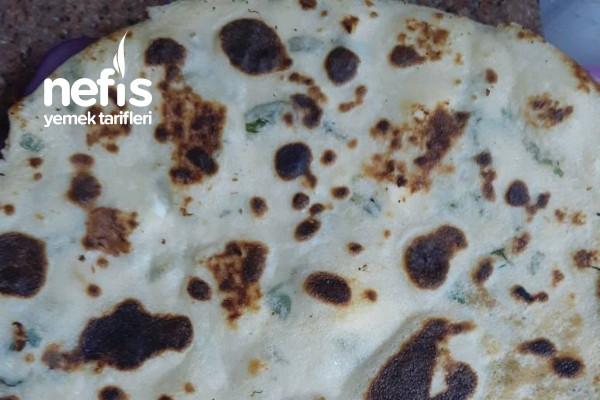 Kaşar Peynirli Gözleme Tarifi