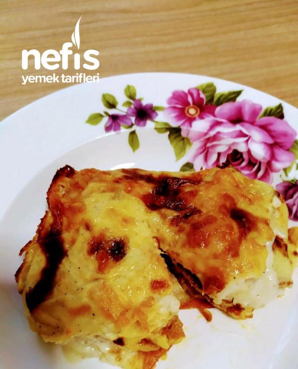 Krepli Sultan Kebabı(Tavuklu)