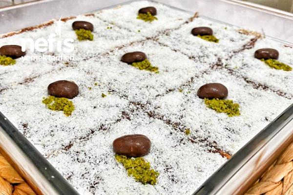 Mozaik Pasta Aynı Yaş Pasta (Tadına Bayılacaksınız) Tarifi