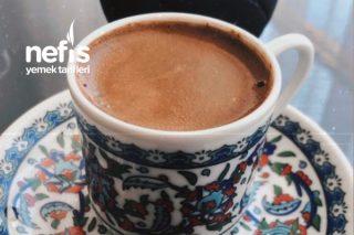 Müthiş Türk Kahvesi Tarifi