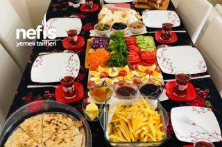 Renkli Kahvaltı Sunumu Tarifi