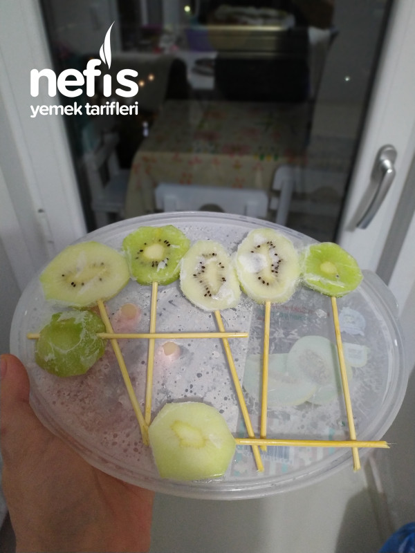 Sevimli Kivi Dondurmaları