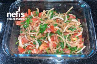 Tablacı Salatası Tarifi