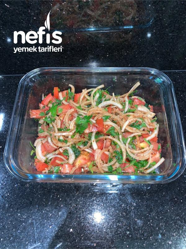 Tablacı Salatası