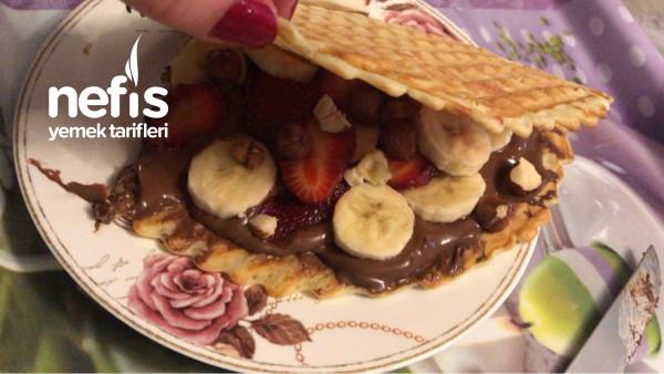 Ustasından Waffle 🧇