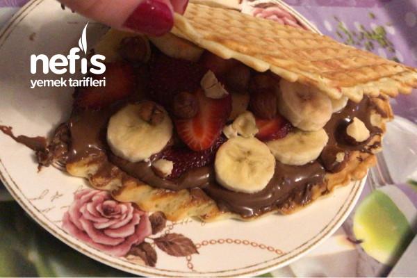 Ustasından Waffle Tarifi