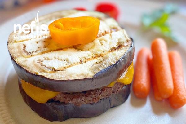 Yaz Burger Tarifi
