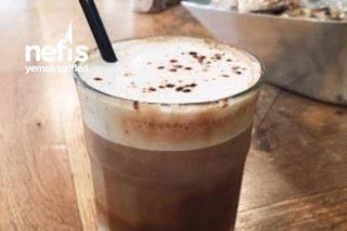 1 Dakikada Tadı Enfes Soğuk Kahve Tarifi (Icecoffee Kafelerdekinin Aynısı)