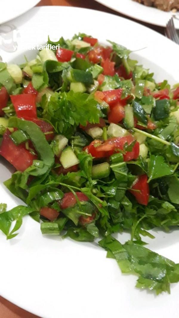 Bol Ekşili Salata