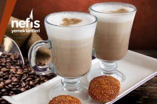 Bol Köpüklü Latte Kahve Evde Nasıl Yapılır? | Cafe Latte Keyfi (Videolu)