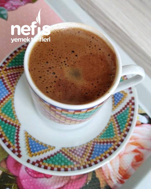 Bol Köpüklü Türk Kahvesi(püf Noktaları İle)