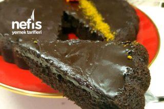 Çikolatalı Karameli Pasta Tarifi