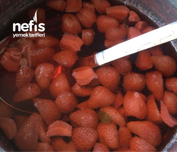 Çilek  Komposto