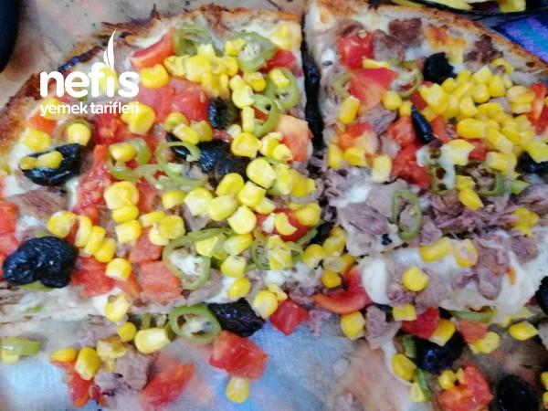 Çok Kolay Pizza