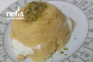 Dondurmalı İrmik Tatlısı (3 Kişilik) Tarifi